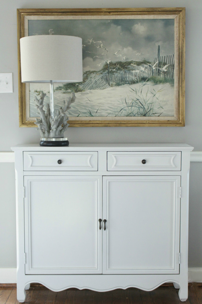 Painting and Antiquing a Picture Frame - DIY & Interiors TeraJanelle.com Lynchburg Virginia