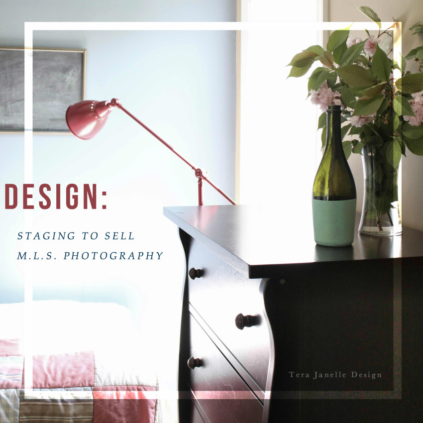 Staging to Sell Your Home and MLS Photography