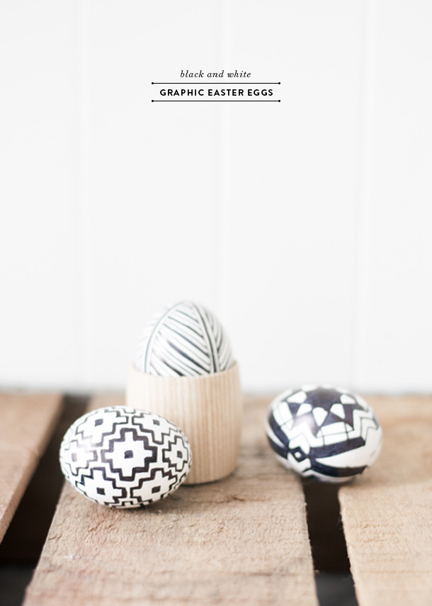 black-and-white-graphic-easter-eggs-610x855