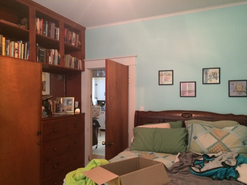 Home Staging - Lynchburg Virginia - Before & Afters