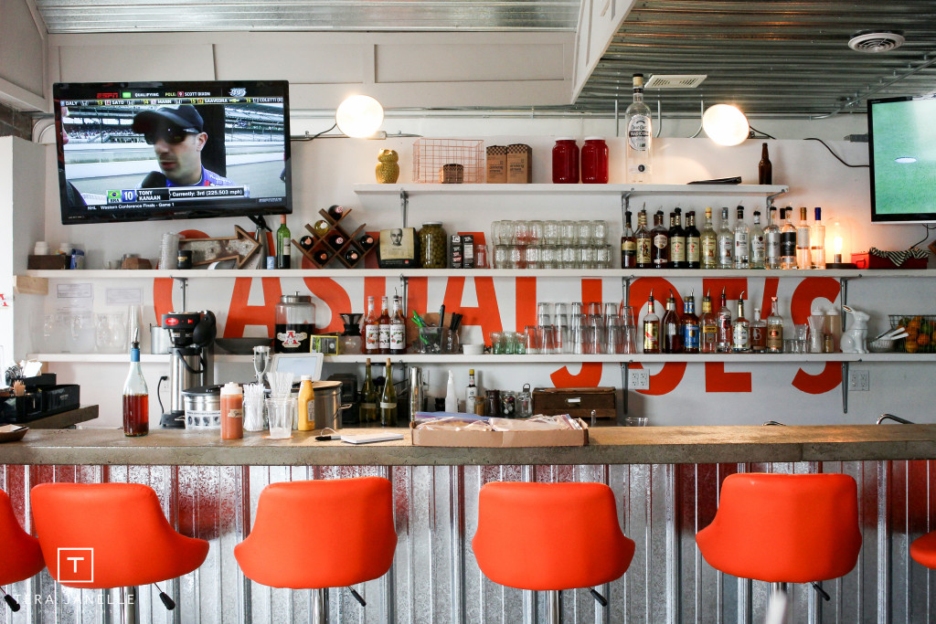 "Restaurant Design – The ""Casual Joes"" Project"
