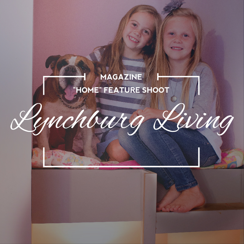Tera Janelle Photography - Lynchburg Living Magazine
