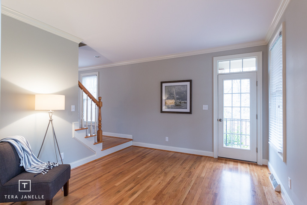 Before and After Staging and Renovation - Lynchburg Virginia