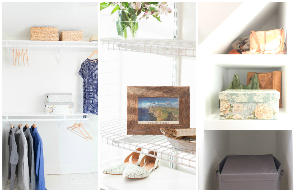 A Boutique-Style Closet + Saying Hello over on Remodelaholic.com!
