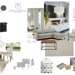 Valley View Project – Family Room, Entry and Kitchen