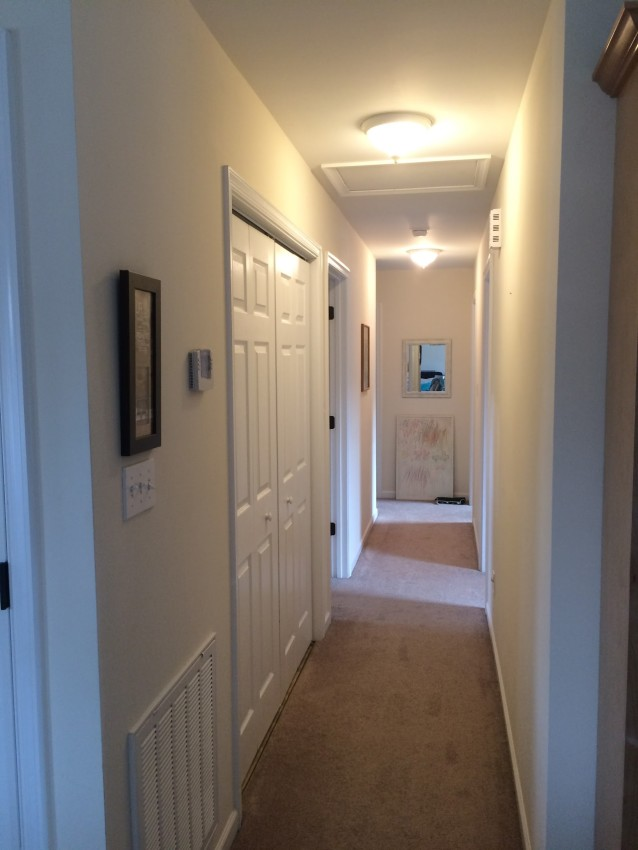 Tera Janelle Design - Lynchburg Virginia - Valley View Before