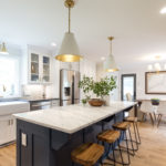 Quail Ridge Project: Kitchen and Dining Room